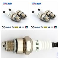 Buy cheap Spark Plugs Nickel Plated Shell Copper Core Electrode Match for NGK BP6HS / Denso W20FP-U from wholesalers