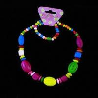 Buy cheap Children's Jewelry, Available in Various Designs, OEM Orders Welcome from wholesalers