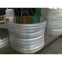 Buy cheap 1100  3003  5052 H14   1.2mm to 3.0mm Aluminum Circle / Disc For Road / traffic signs product