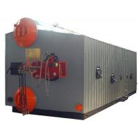 China Horizontal Coal Fired Hot Water Boiler Generator Low Pressure Commercial on sale