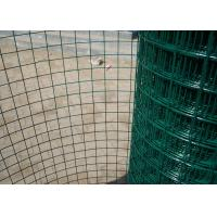 Buy cheap Customized Size Green Metal Mesh Fencing Security Decorative For Power Plants product