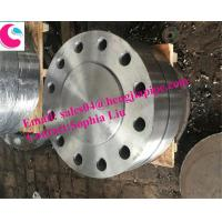 Quality PRESSURE RATING:300# A105 ANSI B16.5 BLIND FLANGES for sale