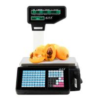 Buy cheap 30 Kg Electronic Digital Weighing Scale / Supermarket Weighing Scale product