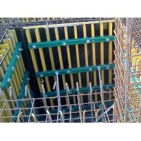H20 Timber Beam Formwork / Concrete Wall Formwork For Core Wall