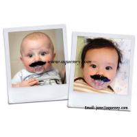 Buy cheap Baby Pacifiers, Brand New Moustache, Hot Lips, Goatee product