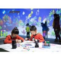 Buy cheap Magic Forest Interactive Floor Projection System , 3 X 2.2 M Interactive Video Projection product