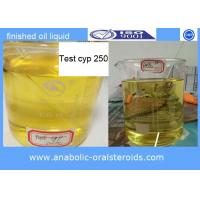 Buy cheap 250mg/ml Finished Injectable Oils Test Cyp 250mg ( Testosterone Cypionate ) 58-20-8 product
