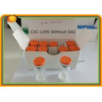 Buy cheap CJC-1295 Without DAC 863288-34-0 Releasing Hormones (GHRH) purity 98% product