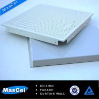 Buy cheap Perforated Aluminum Ceiling Tiles 600*600mm product
