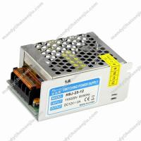 Buy cheap Led Lighting Ac Dc Switching Power Supply 12v Output 3a 36w , Electronic Led Driver product