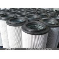 Buy cheap Pre filter system PTFE folded Cartridge Filter Element High precision product