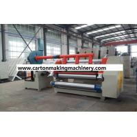 Buy cheap Vacuum adoption single facer corrugation machine product