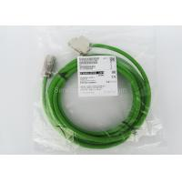 Buy cheap Siemens 6FX5002-2CF02-1AF0 Signal Cable Green Color 6FX50022CF021AF0 product