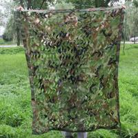 Quality Various Military Camouflage Net Invisible Net Hunting Net with Polyester Material for sale