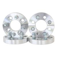 """Quality 2.0"""" (1.0"""" per side) 4x100 to 4x114.3 Wheel Spacers Adapters12x1.5 studs fits Honda.Hyundai,Chevy for sale"""