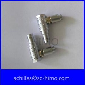 Buy cheap Conector da tomada do cotovelo do lemo da série do pino B de FHG.0B.303.CLad 3 product