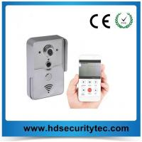 Buy cheap low price wifi doorbell P2P E-cloud doorbell support PIR and Tample alarm up to 720p wireless doorbell product