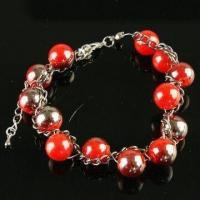Buy cheap Handwork Bracelet, Available in Various Colors, OEM Orders are Welcome product