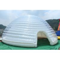 Quality 2015 hot sell high quality transparent inflatable tent for sale
