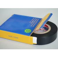 Buy cheap Black 0.2MM Thickness PVC Electrical Tape Rubber SGS And ROHS Certificate product