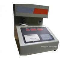 Buy cheap Paper Smoothness LCD Paper Testing Instruments With High Precision Vacuum Sensor product