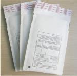 Buy cheap White kraft paper bubble envelope bag 180 * 235 CN22 printing bags shockproof bag product