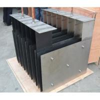 Quality professional MMO coated titanium anode for wastewater treatment with TUV certificate for sale