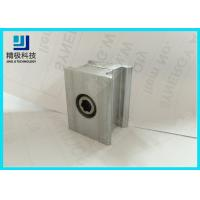 Buy cheap AL-6C Double Metal Tube Connectors Aluminum Tubing Fitting Silvery Joints from wholesalers