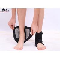 Buy cheap Elastic Nylon Fabric Cloth and Magnetic Stone Tourmaline Magnetic Therapy Ankle Support from wholesalers