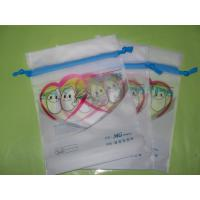 Buy cheap Transparent Drawstring Bags For Hot Spring / Thermal Spring / Well /SPA / Onsen product