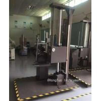 Buy cheap Carton Or Package Box Paper Testing Equipment / Drop Test Machine Double - Wing product