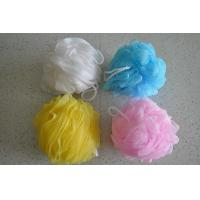 Buy cheap mesh Exfoliating Bath Sponge-shower Pouf from wholesalers