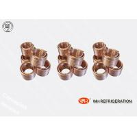 Buy cheap Copper Immersion Coil Heat Exchanger / Chilled Water Heat Exchanger No Blocking product