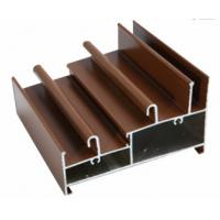 Buy cheap Customized Sections / Construsion Aluminum Profile Large Size product