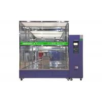 Buy cheap Customize IPX3 IPX4 Rain Test Chamber Testing Product Waterproof Performance product