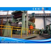 Buy cheap water supply Spiral Weld Pipe Machine Large Diameter With API 5L Standard product