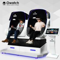 China Owatch-Start a Robot 9D virtual reality simulator arcade game Cinema on sale