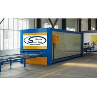 High Power 3D Sublimation Machine for Steel Wood Grain Transfer Printing Equipment