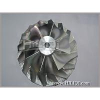 Buy cheap High-precision Turbo Compressor Wheel, New arrival MFS compressor wheel product