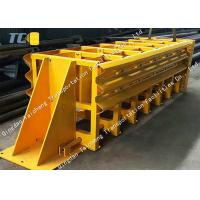 Buy cheap Outdoor Crash Cushion Attenuator Hot Dipped Galvanized Powder Coated Surface product