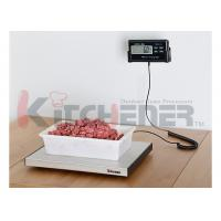 Buy cheap Tare Function Stainless Digital Kitchen Scales Auto Shut Off With LCD Display product