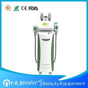 Buy cheap 5つのハンドルの脂肪質の凍結機械を細くする機械/Cryolipolysis product