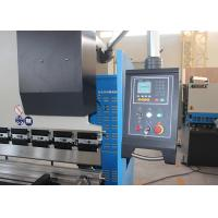 NC Hydraulic Press Brake Bender Machine With CNC Power And Aluminum Raw Material