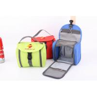 Buy cheap 600D Polyester Hanging Toiletry Kit For Travel product