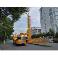 Buy cheap 209HP 15m Aluminum Truck Mounted Underbridge Inspection Unit 800kg Load FAW from wholesalers