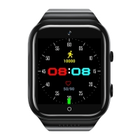 Buy cheap 5.0 MP Front Rear Camera SL8541E 4G Calling Smart Watch product