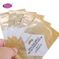 China STARSCOLORS Lint free under eye pads eye gel pads collagen eye pads for lashes on sale