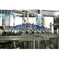 Buy cheap 5~10L Reliable Machinery Automatic 3in1 Water Filling Production Line (CGFA) product