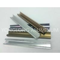 Buy cheap Customize Aluminium Kitchen Profile High Hardness Of Lacquer Film product