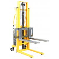 Buy cheap 1.5Kw Semi Electric Pallet Stacker European standard EN1757-1: 2001 , EN1727 product